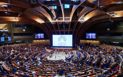 Co-Inform showcased at two high-level events in Strasbourg and Paris