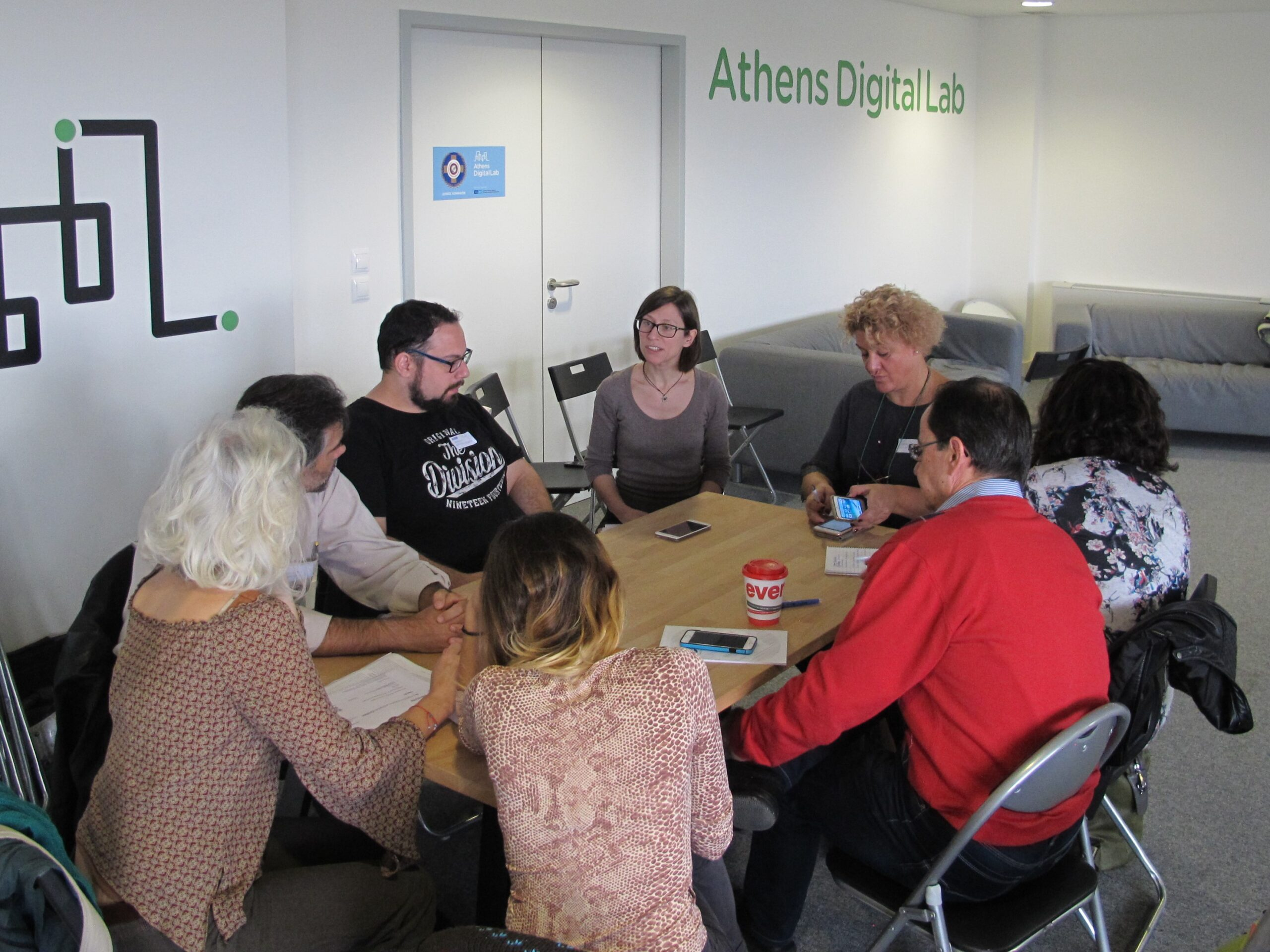 Second Co-Creation Workshop in Athens, Greece